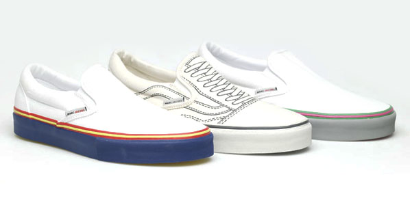 La collection Vans X Marc Jacobs